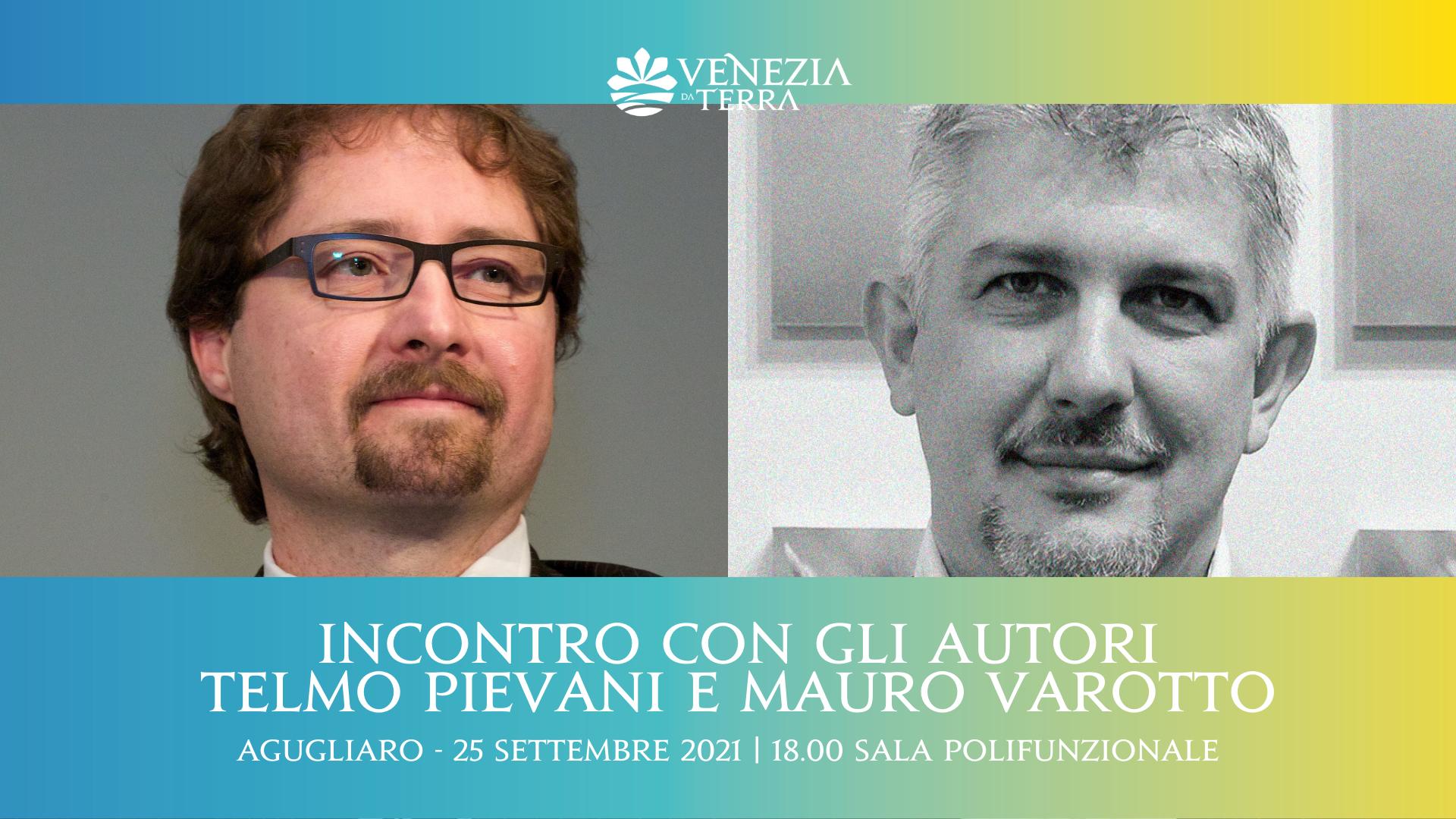 T. Pievani – M. Varotto, Viaggio nell'Italia dell'Antropocene