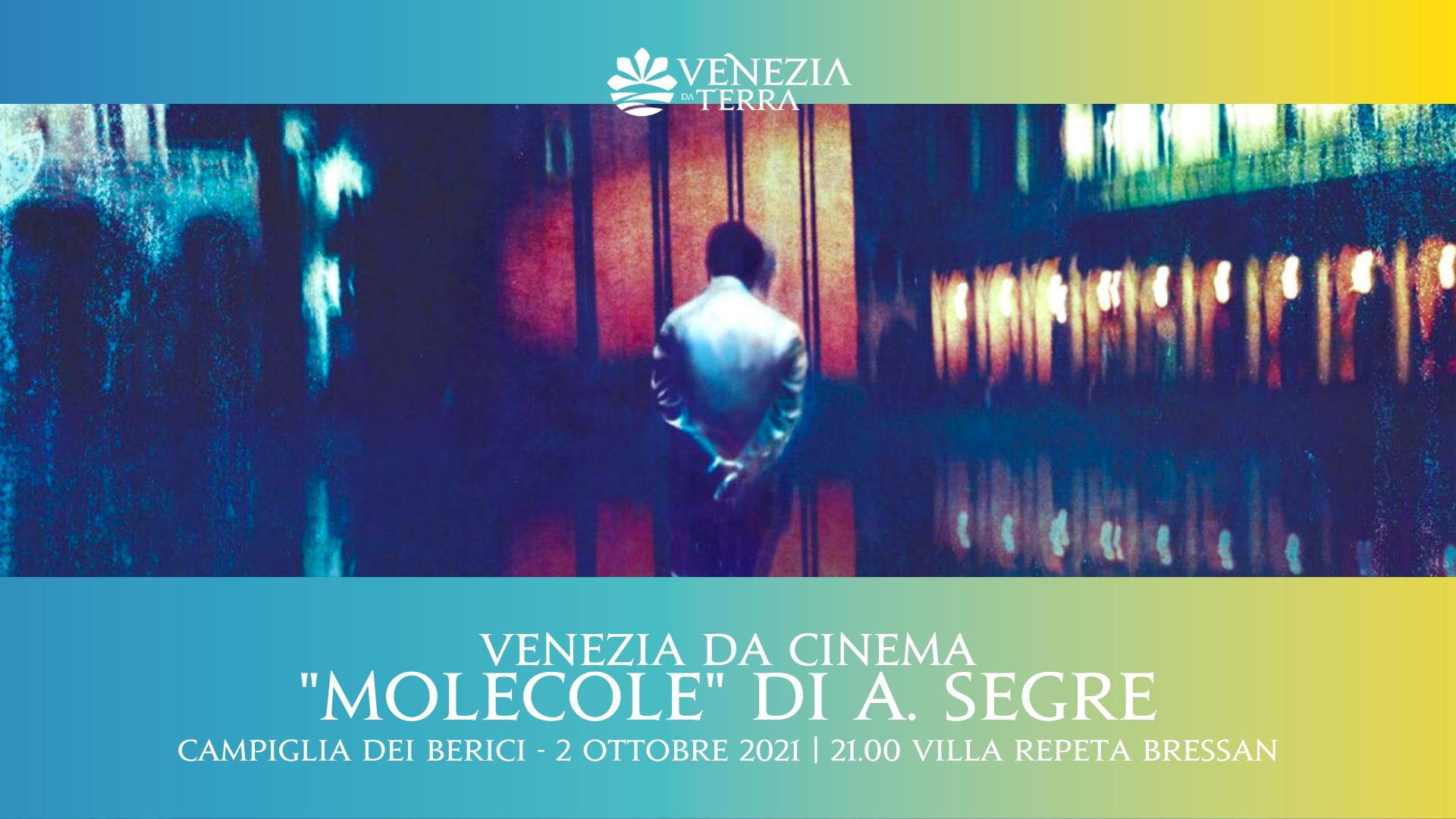 Molecole di A. Segre   Venezia da Cinema