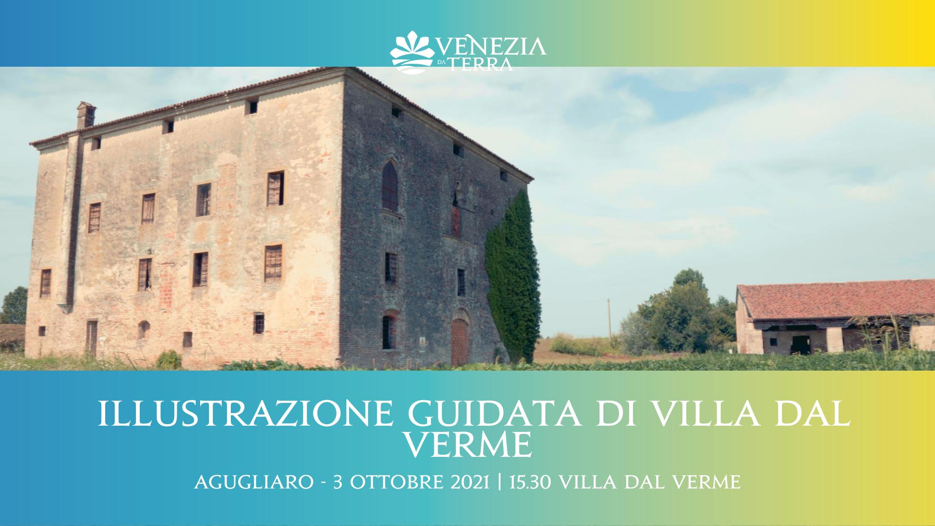 Illustrazione guidata di Villa Dal Verme